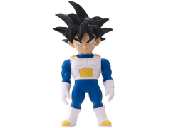 Dragon Ball Z Retro Sofubi Collection Goku (Saiyan Suit Ver.) Exclusive