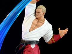 The King of Fighters Geese Howard (The Villainous CEO) 1/4 Scale Diorama