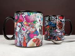 DC Comics Harley Quinn XL Heat Change Mug