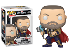 Pop! Marvel: Marvel's Avengers - Thor (Stark Tech Suit)