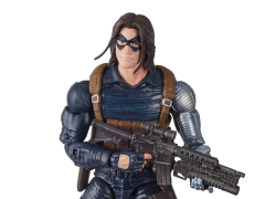 Marvel Legends Winter Soldier (Crimson Dynamo BAF)