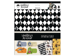 The Umbrella Academy Wrapping Paper