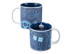 Doctor Who Heat Reactive Mug