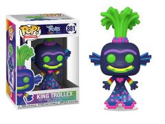 Pop! Movies: Trolls World Tour - King Trollex