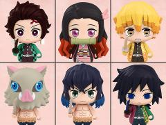 Demon Slayer: Kimetsu no Yaiba Pocket Maquette 01 Box of 6 Figures