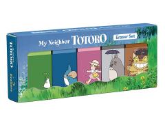 My Neighbor Totoro Boxed Eraser Set