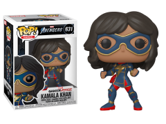 Pop! Marvel: Marvel's Avengers - Kamala Khan (Stark Tech Suit)