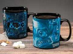 Dungeons & Dragons XL Heat Change Mug & Sticker Set