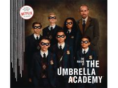 The Making of The Umbrella Academy Hardcover