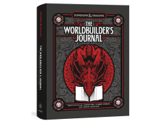 Dungeons & Dragons Worldbuilder's Journal of Legendary Adventures