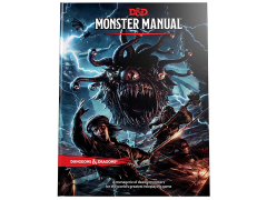 Dungeons & Dragons Monster Manual Book