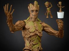 Guardians of the Galaxy Marvel Legends Groot Evolution