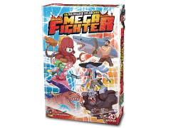 Ultra 2D Arcade Mega Fighter Card Game