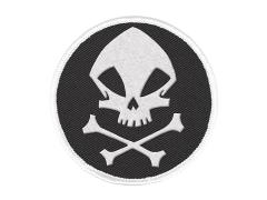 The Umbrella Academy Kraken Skull Patch