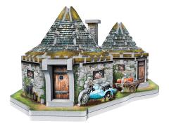 Harry Potter Hagrid's Hut 270-Piece 3D Puzzle