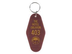 The Umbrella Academy Hotel Oblivion Keychain