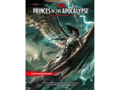 Dungeons & Dragons Elemental Evil: Princes of the Apocalypse Book