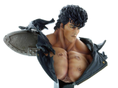 Fist of the North Star Model Masters Kenshiro Ultimate Bust