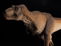 Jurassic Series Alpha Tyrannosaurus Rex (Brown) 1/35 Scale Figure