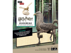 Harry Potter IncrediBuilds Buckbeak Book & 3D Wood Model