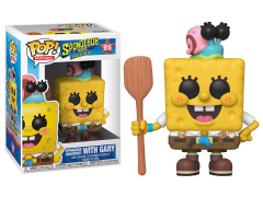 Pop! Movies: The SpongeBob Movie: Sponge on the Run - SpongeBob With Gary