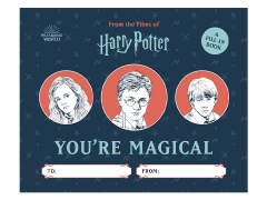 Harry Potter You're Magical Fill-In Book