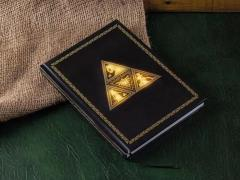 The Legend of Zelda Triforce Light Up Notebook