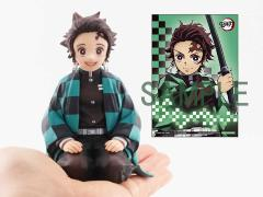 Demon Slayer: Kimetsu no Yaiba G.E.M. Series Kamado Tanjiro (Tenohira) With Premium Gift