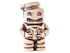 Ghostbusters Stay Puft Tiki Mug (Bone)