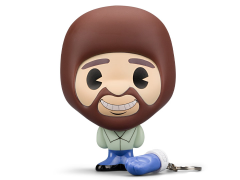 The Joy of Painting Bhunny Bob Ross Limited Edition Stylized Figure