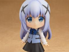 Is the Order a Rabbit? Nendoroid No.558 Chino