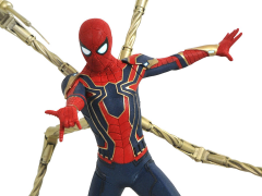 Avengers: Infinity War Marvel Premier Collection Iron Spider Statue