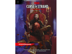 Dungeons & Dragons Curse of Strahd Book