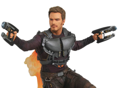Guardians of the Galaxy Vol. 2 Gallery Star-Lord (Maskless) Figure