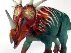 Beasts of the Mesozoic Ceratopsian Series Styracosaurus albertensis  1/18 Scale Figure