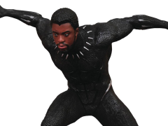 Black Panther Gallery Black Panther (Unmasked) Figure