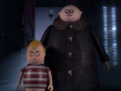 The Addams Family 5 Points Pugsley & Fester Two-Pack