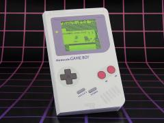 Nintendo Game Boy Lenticular Notebook