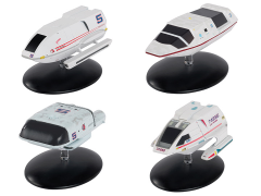 Star Trek Starships Collection Set #5 Issues 17-20