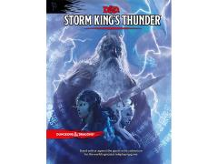 Dungeons & Dragons Storm King's Thunder Book