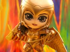 Wonder Woman 1984 Cosbaby Golden Armor Wonder Woman (Flying Ver.)