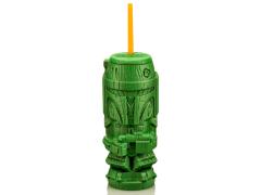 Star Wars Boba Fett Geeki Tikis Plastic Tumbler