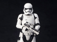 Star Wars ArtFX+ First Order Stormtrooper Statue (The Force Awakens)