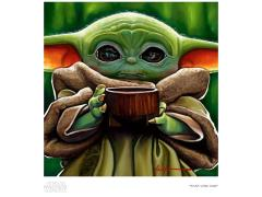 Star Wars Want Some Soup Limited Edition Giclee