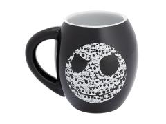 The Nightmare Before Christmas Jack Skellington Oval Mug