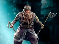The Lord of the Rings Battle Diorama Series Gimli 1/10 Deluxe Art Scale Limited Edition Statue