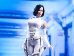 Assassin Bodysuit (White) 1/6 Scale Accessory Set