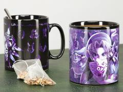 The Legend of Zelda: Majora's Mask Heat Change Mug