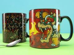 Super Mario Bros. Bowser XL Heat Change Mug