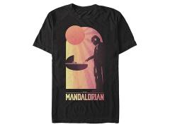 The Mandalorian A Warm Meeting T-Shirt